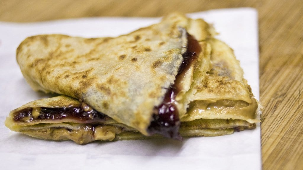 Sweet and Savory Crepes